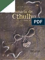 Llamada de Cthulhu - Manual