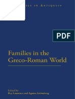 (the Family in Antiquity) Ray Laurence%2c Agneta Stromberg-Families in the Greco-Roman World-Bloomsbury Academic (2012) (1)