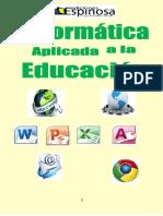 Inform Aplic a Educ