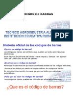Codigo Barras Diapositivas