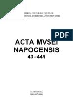 Polus - Acta MN 2009