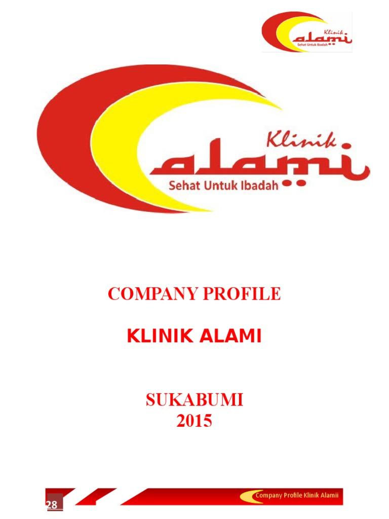 Contoh Company Profile Docx