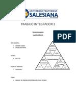 Trabajo Integrador 3- Termodinamica