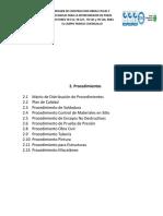 Indice Dossier de Construccion Obraas de Inyeccion 2-1