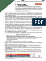 Stoody - Hardfacing Guide