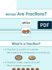 Intro to Fractions Powerpoint Lesson