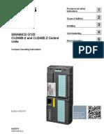 g120 Cu240x-2 Control Units