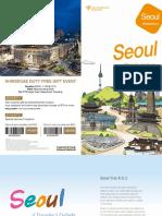 Official Tourist Guide - Seoul, South Korea