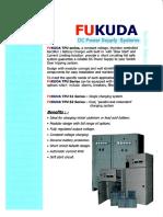 FUKUDA Charger Catalogue (May2018)