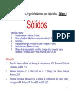Solidos I