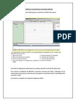 Informe de Utilizacion de Software Neplan