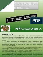 petitorio minero