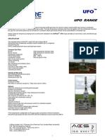 UFO Brochure