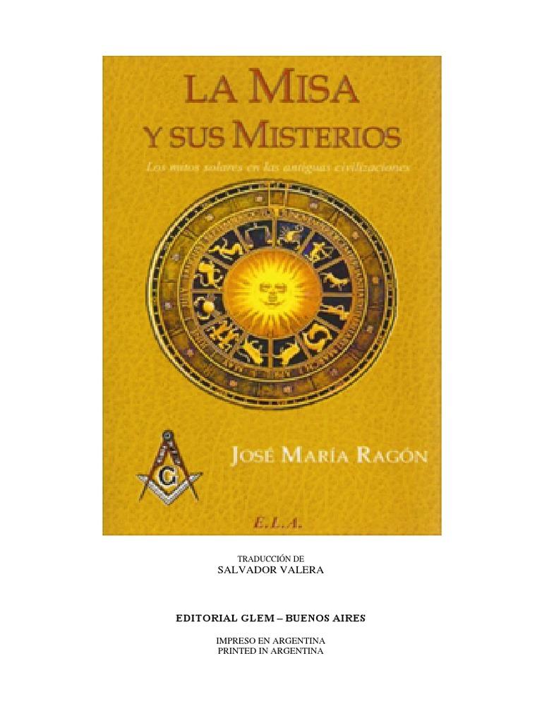 Alexa Fede Y La Cornuda Maria Se Masca La Tragedia la misa y sus misterios (jean marie ragón).pdf | altar
