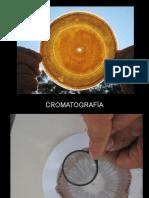 Cromatografia - 2 Metodología