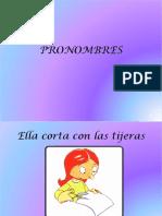 2. Pronombres Personales