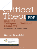 Werner Bonefeld-Critical Theory and the Critique of Political Economy_ On Subversion and Negative Reason-Bloomsbury Academic (2014).pdf