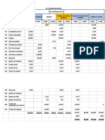 Accounting Worksheet for Practice Both Courses