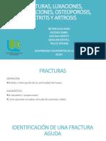Fracturas Rx m.i.t.l