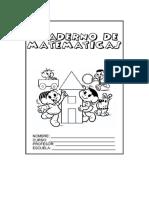 Caratula de Matematica