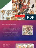 Literatura prehispánica