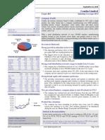 Camlin - Buy - SKP Research - Sep 2010