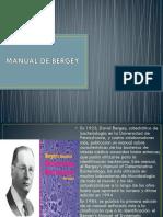 Manual de Bergey