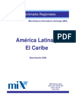 MIX 2006 Latin America Caribbean Benchmarks ES