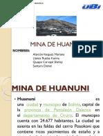 Mina de Huanuni