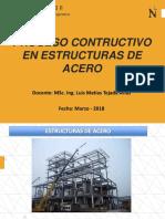 CLASE 2. Estructuras Metálicas