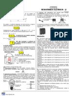 27b Resistores Elétricos II