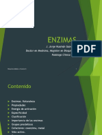 enzimas UPAO