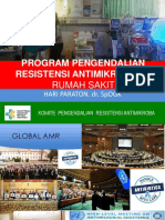 Kpra Persi Hospex Surabaya 2017 ( Dr. Hari Paraton, Spog )