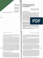 Fernandez y Zambrano - Pag225-255 El Estado de Derecho en La Construccion de La Ciudadania