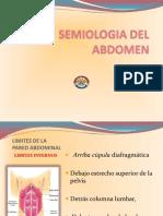 Semiologia Exploracion Abd-1
