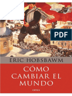 Hobsbawm-Como Cambiar El Mundo