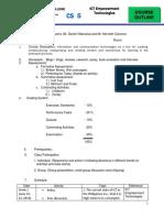 Empowerment Technologies Outline Draft_v2