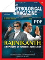 The Astrological e Magazine - April 2018