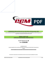 Part-145-en-Rev13-150715 QCM-