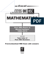 2012 2U Hsc Paper by Excel Success One