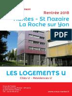 Brochure Logement 2018 Nantes St Nazaire La Roche BD
