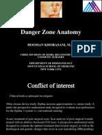 H. Khorasani Danger Zones Spring Symposium 2015