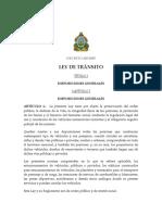 Ley De Transito.pdf