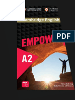 Empower a2 Elementary Student s Book