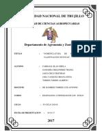Informe Nomeclatura de Horizontes - Rocas y Su Clasificacion