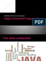 Session 1- Introduction to Java