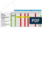 Jadwal Atau Time Frame Program PET PL 2018