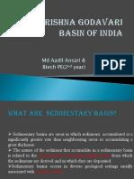 KG Basins of India