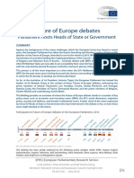 Future of Europe Debates