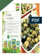Salata Cu Vinete